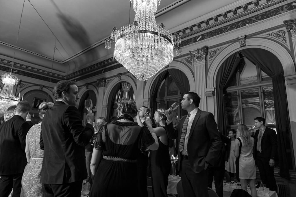 Swedish Dissertation Party | Aliza Rae Photography