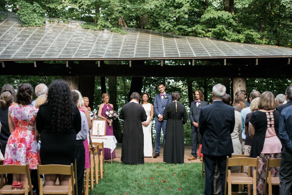 Wedding Photography Schlitz Audubon Nature Center
